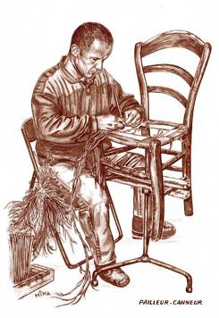 Rempaillage for Rempaillage de chaises